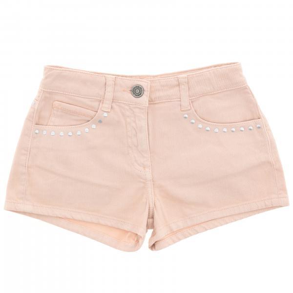 Pantaloncino Douuod con micro borchie