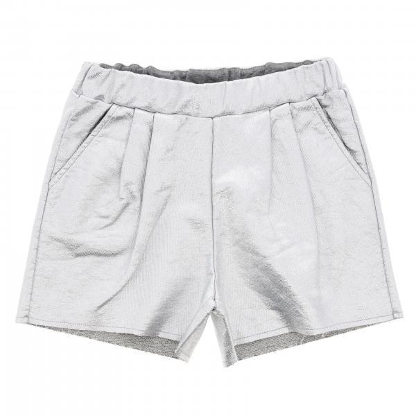 Laminated Douuod shorts