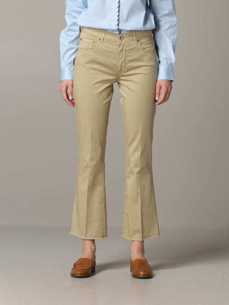 Fay flared jeans