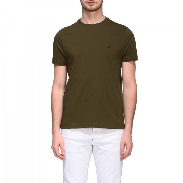 T-shirt men Fay