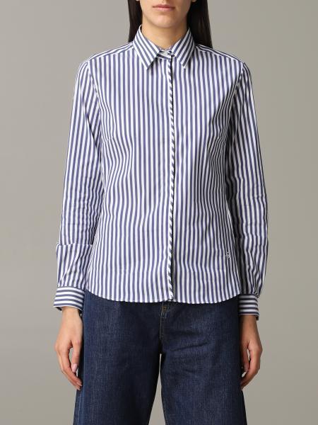 Fay classic striped shirt