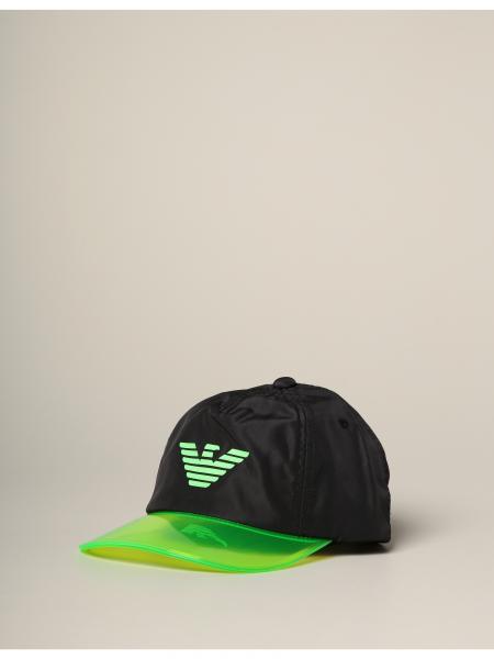 Cappello Emporio Armani con logo