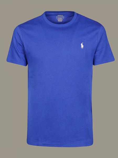 Polo Ralph Lauren crew neck t-shirt with logo