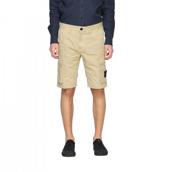 Bermuda shorts men Stone Island