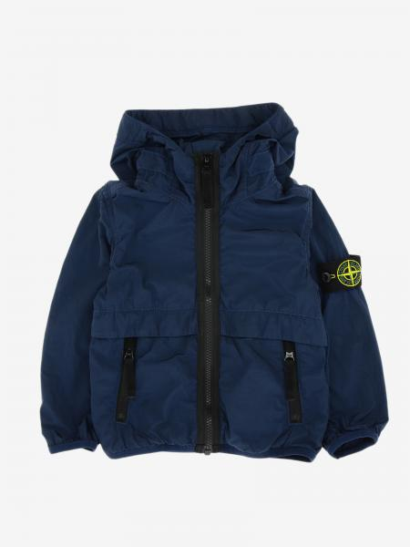 Mantel kinder Stone Island Junior