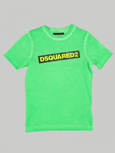 T-shirt kinder Dsquared2 Junior