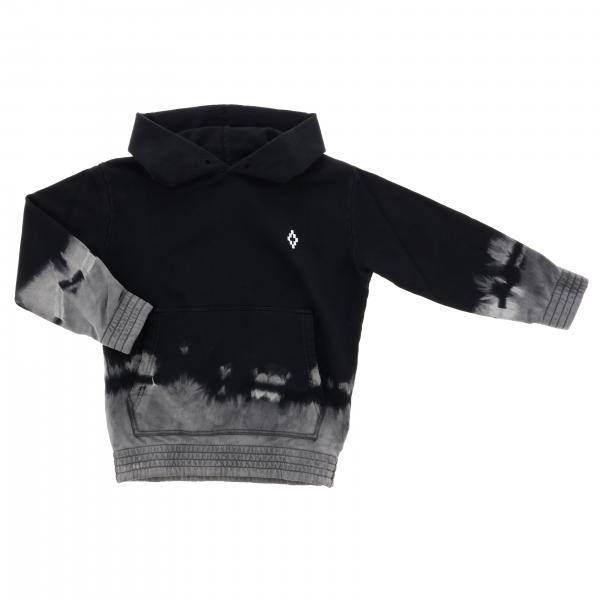 Marcelo Burlon sweatshirt with hood and logo
