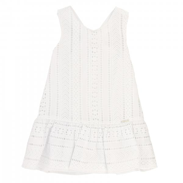 Liu Jo lace dress with bow
