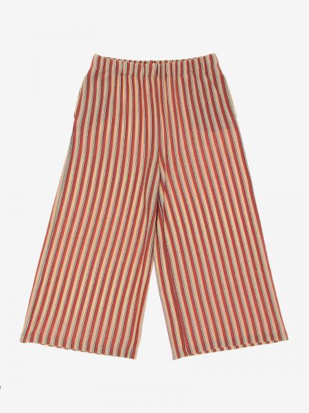 Pantalone Liu Jo ampio a micro righe
