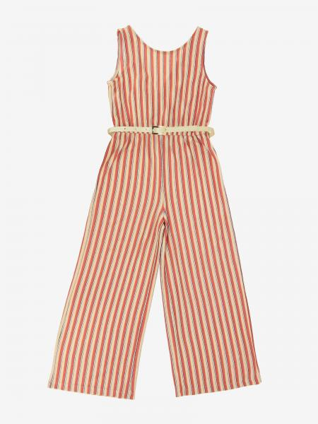 Liu Jo striped suit with belt