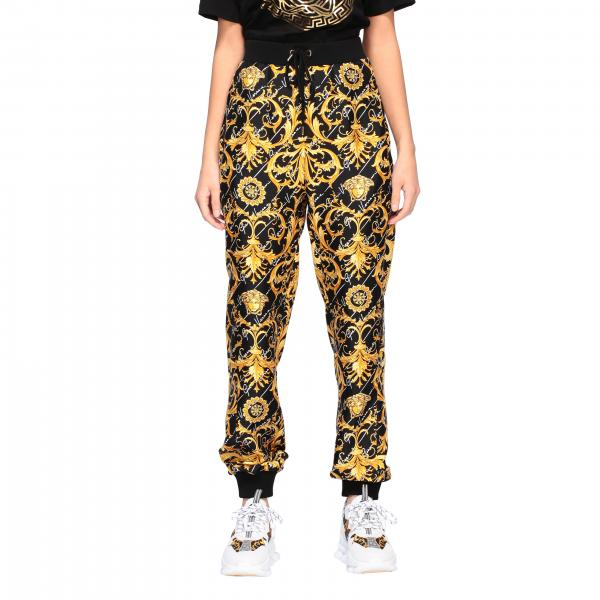 Trousers women Versace