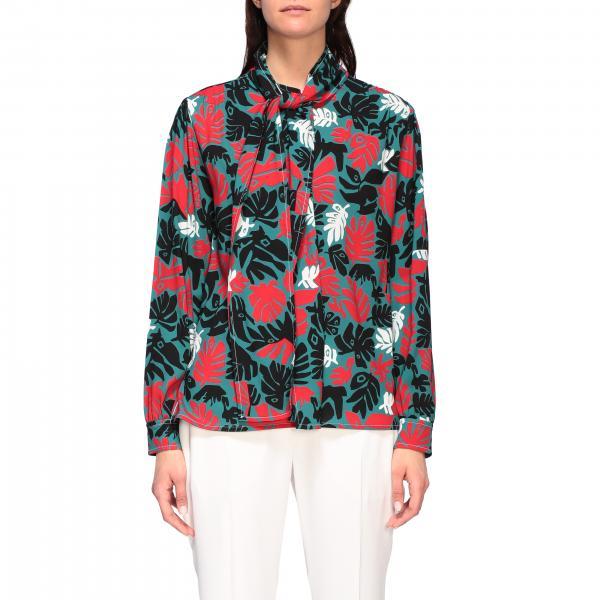 Marni 花卉印花衬衫