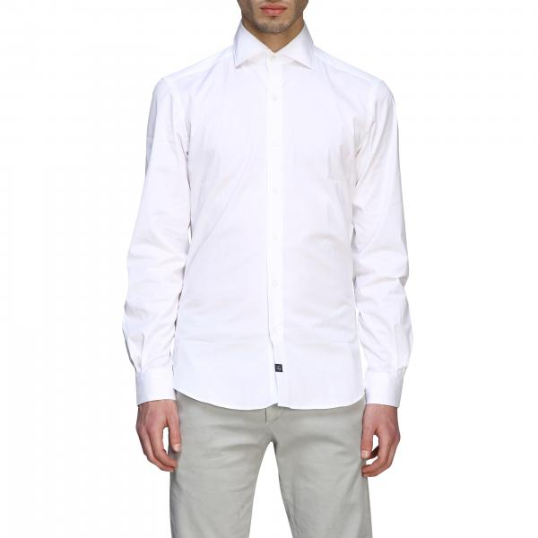 Fay classic shirt with French collar