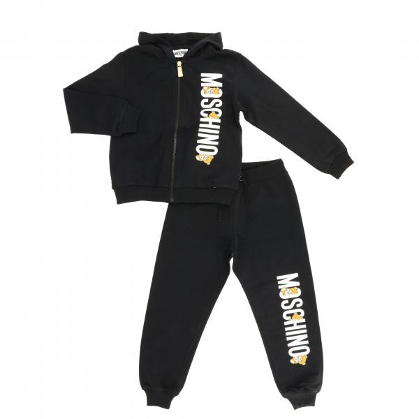 Sweatshirt + Moschino Kid suit