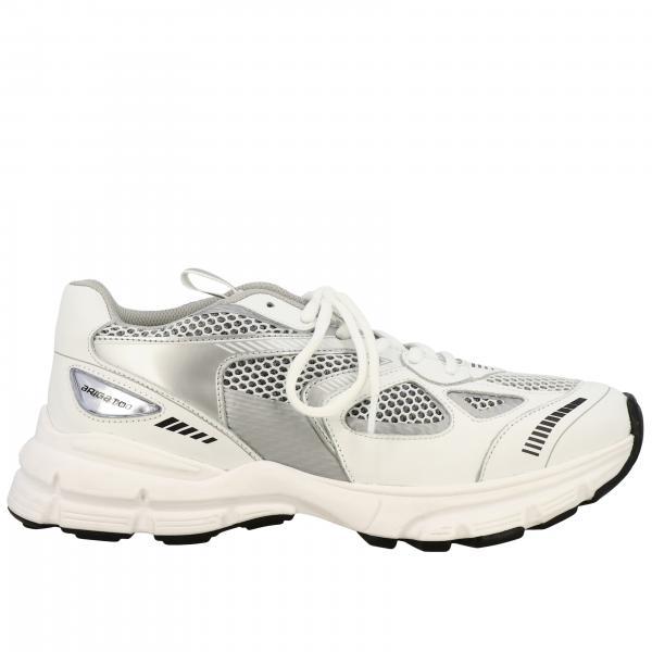 Sneakers Axel Arigato in pelle e rete imbottita