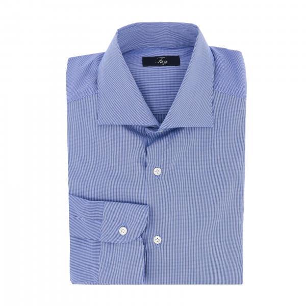 Camicia Fay classico con collo francese