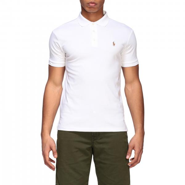 Polo Ralph Lauren polo shirt with short sleeves