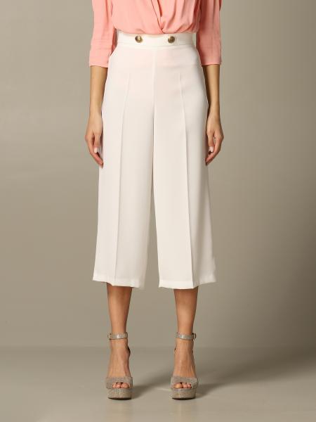 Pantalone Elisabetta Franchi ampio