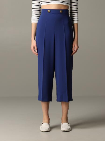 Pants women Elisabetta Franchi