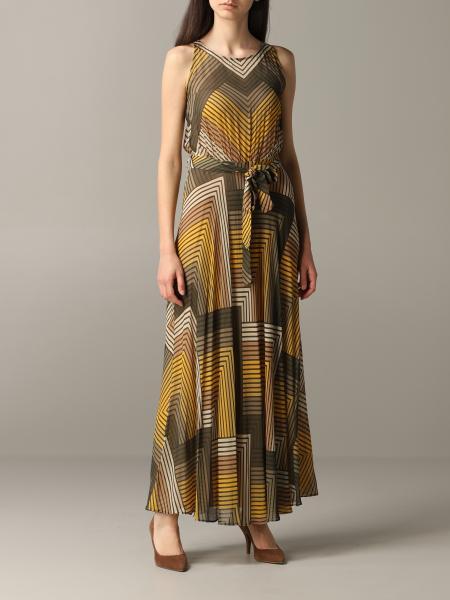 Twin Set Kleid mit Fantasie