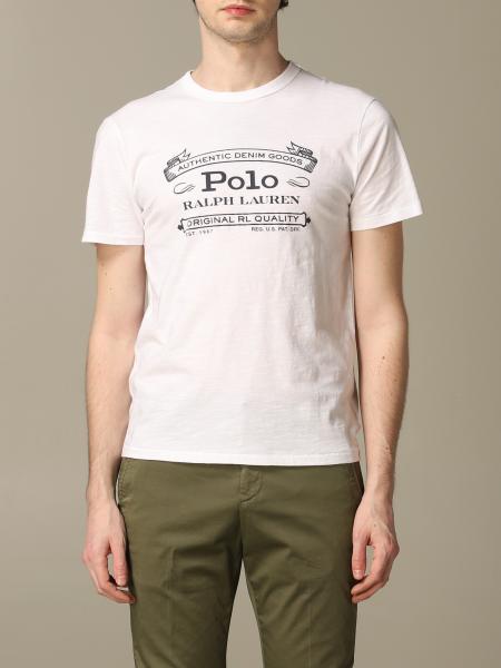 Polo Ralph Lauren short-sleeved T-shirt with logo