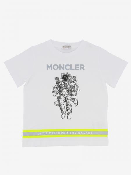 T-shirt kinder Moncler