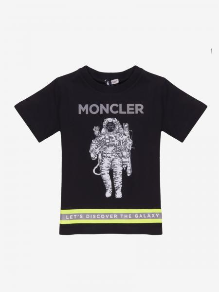 Moncler T-shirt with logo print