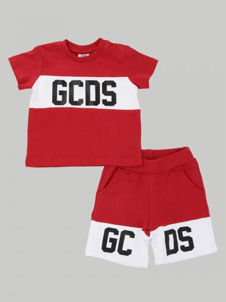 Ensemble T-shirt + short Gcds