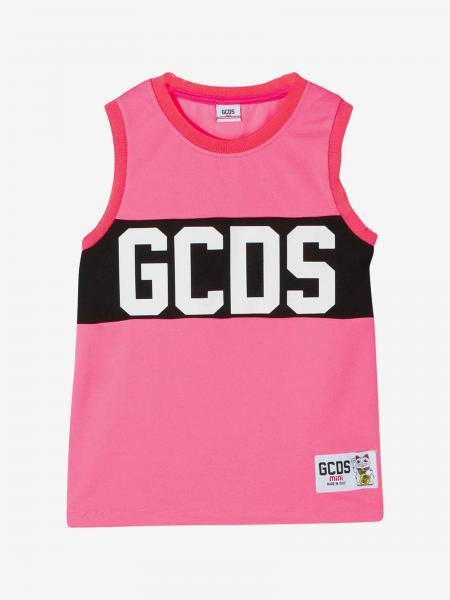 Canotta Gcds con logo
