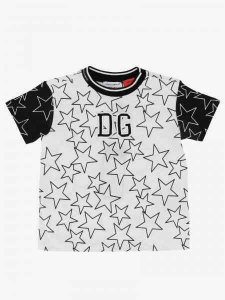 T-shirt Dolce & Gabbana con stampa di stelle all over