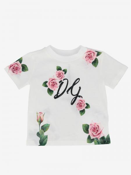 T-shirt Dolce & Gabbana con stampa floreale
