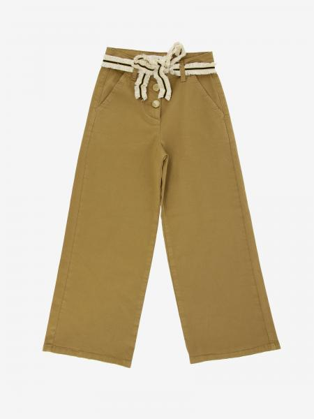 Liu Jo wide trousers with belt