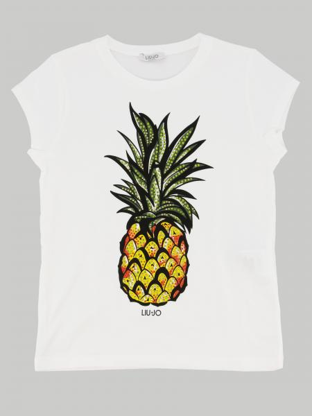 Liu Jo t-shirt with pineapple print