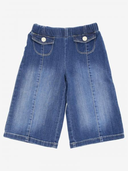 Pantalone Liu Jo ampio in denim used