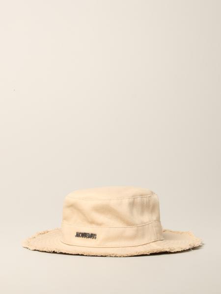Jacquemus 纯棉帽子