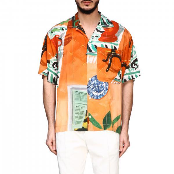 Jacquemus Acne Studios 衬衫