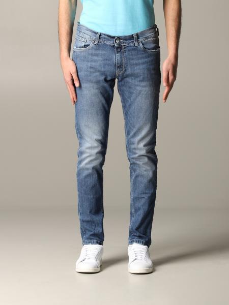 Jeans uomo Daniele Alessandrini