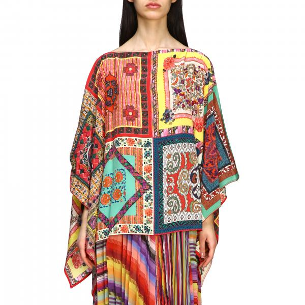 Ethnic patterned Etro kaftan