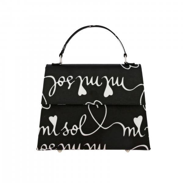 Mi Mi Sol bag with logo print