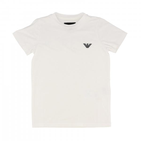 T-shirt Emporio Armani à manches courtes avec logo
