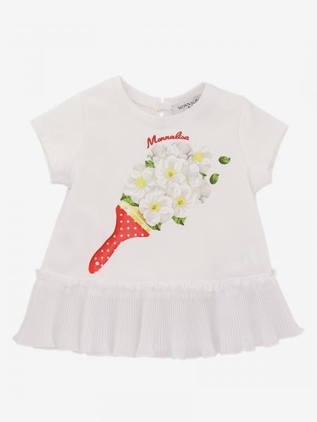 Camiseta niños Monnalisa Bebe'