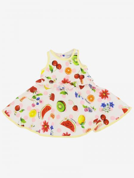 Abito Monnalisa Bebé a fantasia di frutta