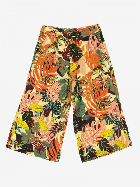 Liu Jo trousers with leaves pattern