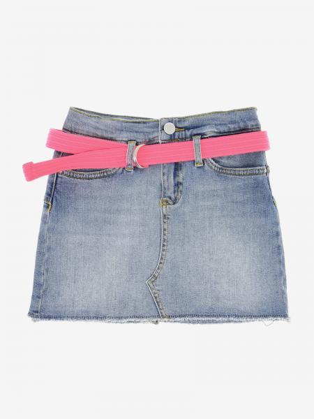 Gonna di jeans Liu Jo con cinta