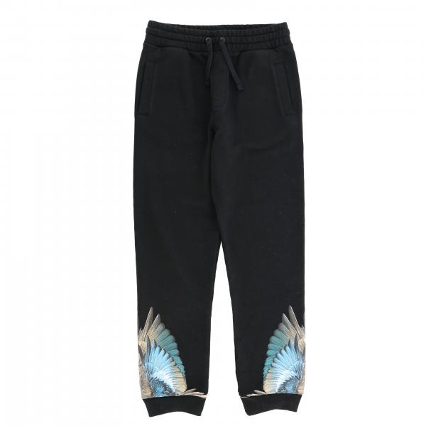 Marcelo Burlon trousers with wings print
