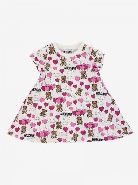 Moschino Baby patterned dress