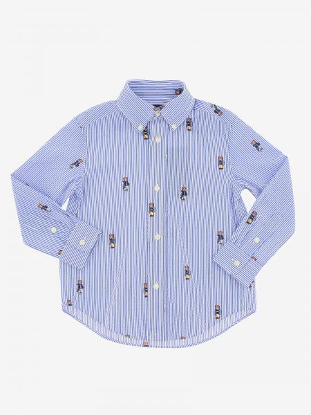 Рубашка Детское Polo Ralph Lauren Toddler