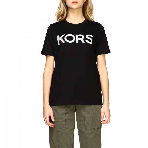 T-shirt Michael Michael Kors a girocollo con logo