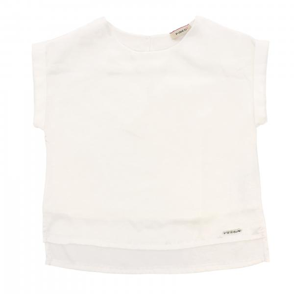 Pinko kids: Pinko sweater with mini logo