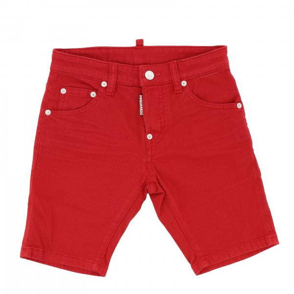 Pantaloncino di jeans Dsquared2 Junior